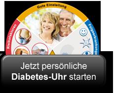 Diabetes-Uhr als Web-App